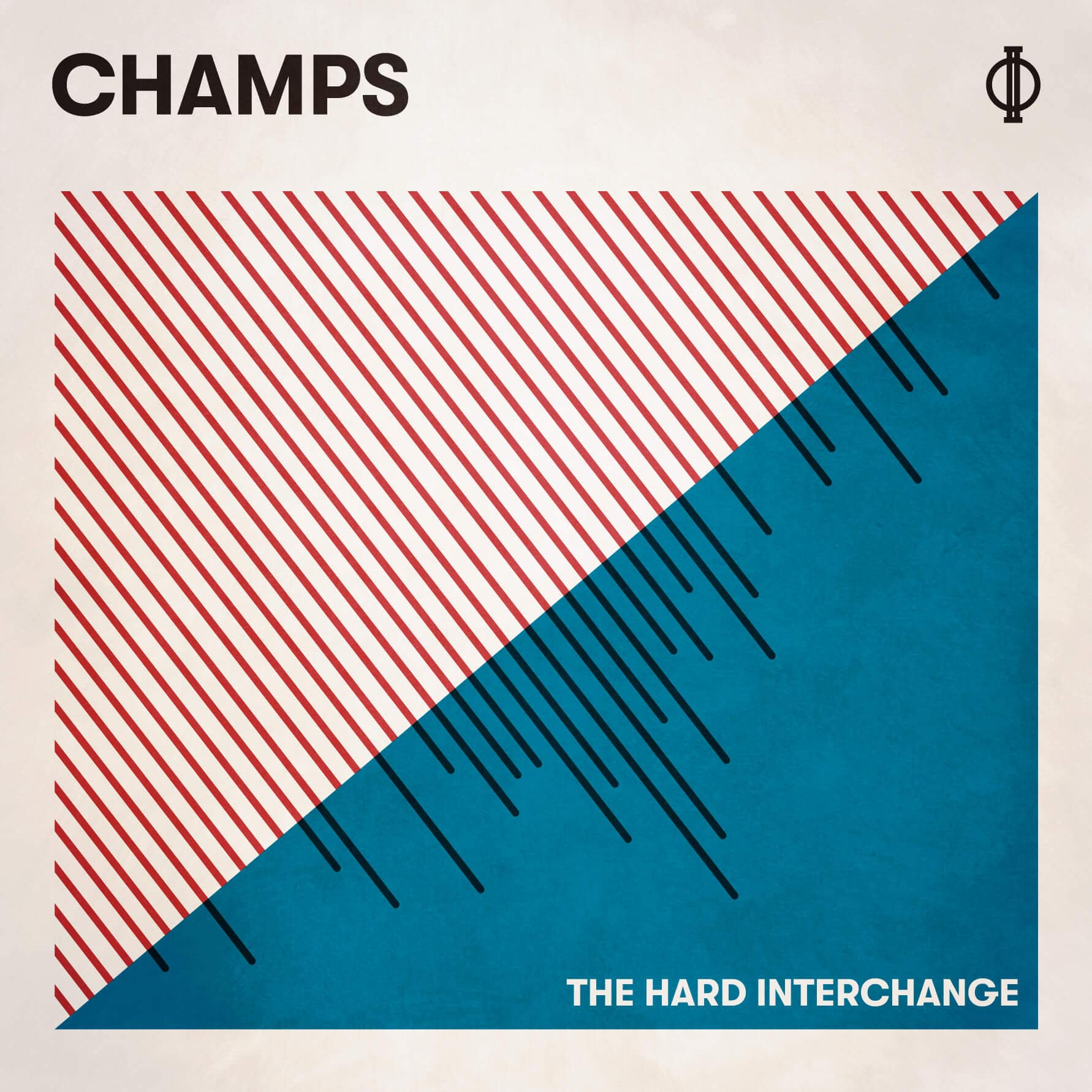 Champs - The Hard Interchange Artwork